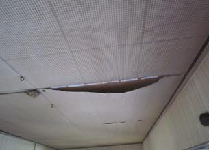 天井張り替え