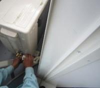 エアコン取付工事