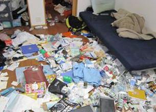 ゴミ屋敷片付け・不用品回収