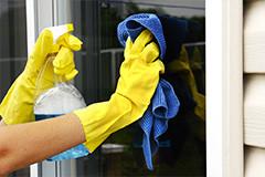 普段のお掃除から分解クリーニングなどの専門清掃まで行います。