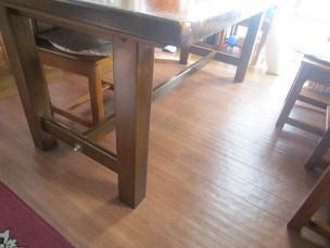 テーブル補修