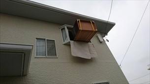 家具吊り下げ