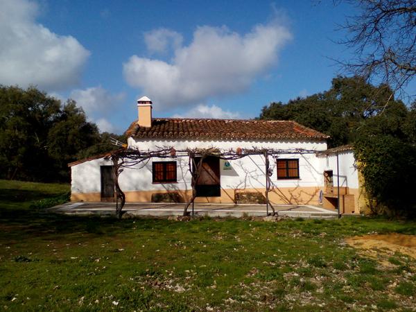 Casa las moreras sierra huelva rural alojamientos y casas rurales en fincas del parque - Casas rurales sierra de aracena ...