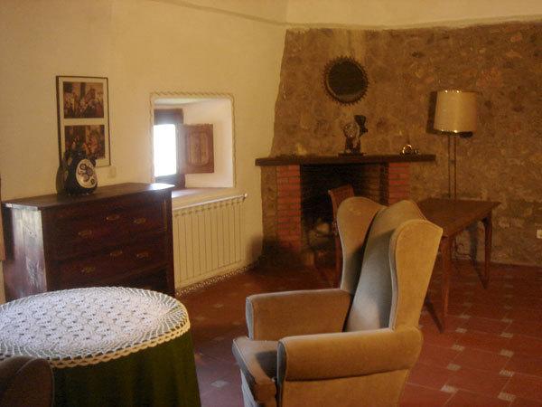 Habitación de matrimonio tipo suite