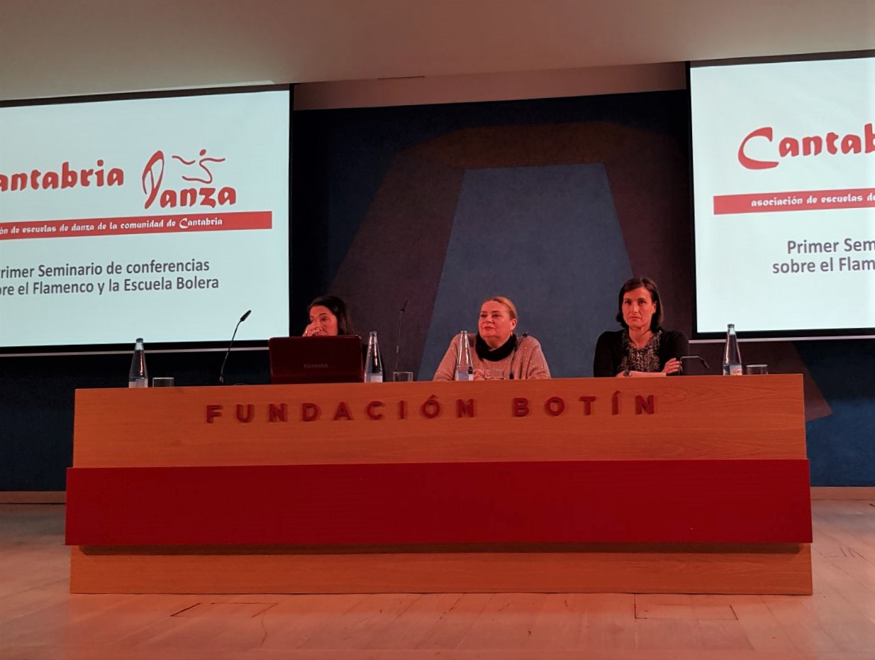 Victoria Betanzos, Rocío Coral y la alcaldesa de Santander, Dª Gema Igual