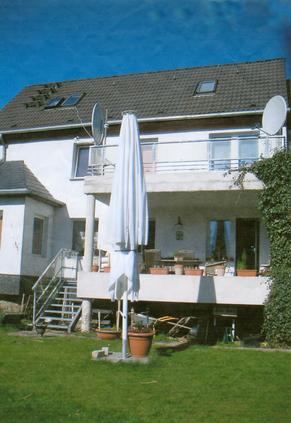 Innenhof - Mehrfamilienhaus Breite Straße in 14513 Teltow