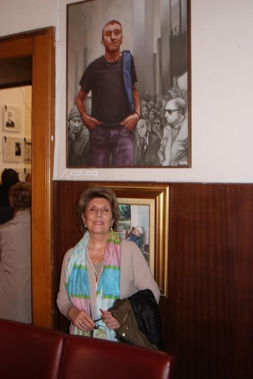 l'artista Laura Negrini