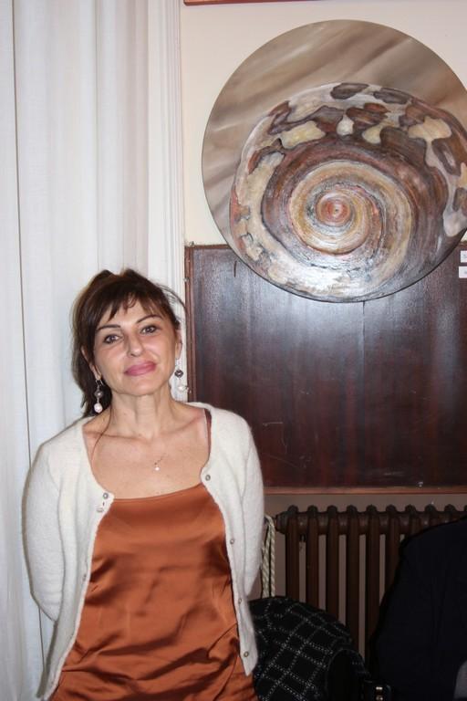 l'artista Maria Scala