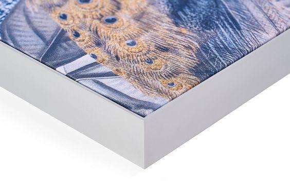 Print op (akoestisch) doek [Prints On (Acoustic) Canvas]