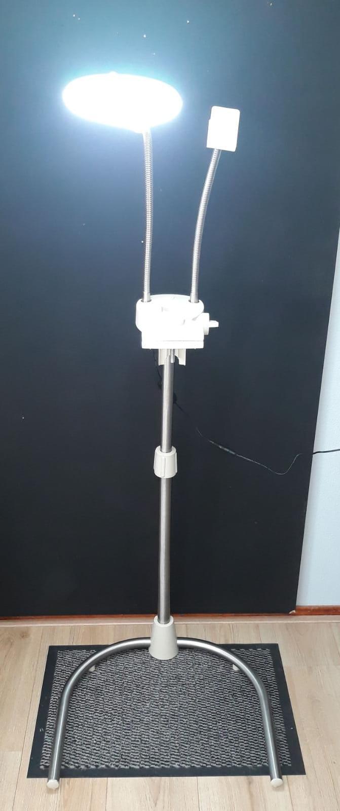 Daylight stitch smart borduur standaard Loeplamp aan