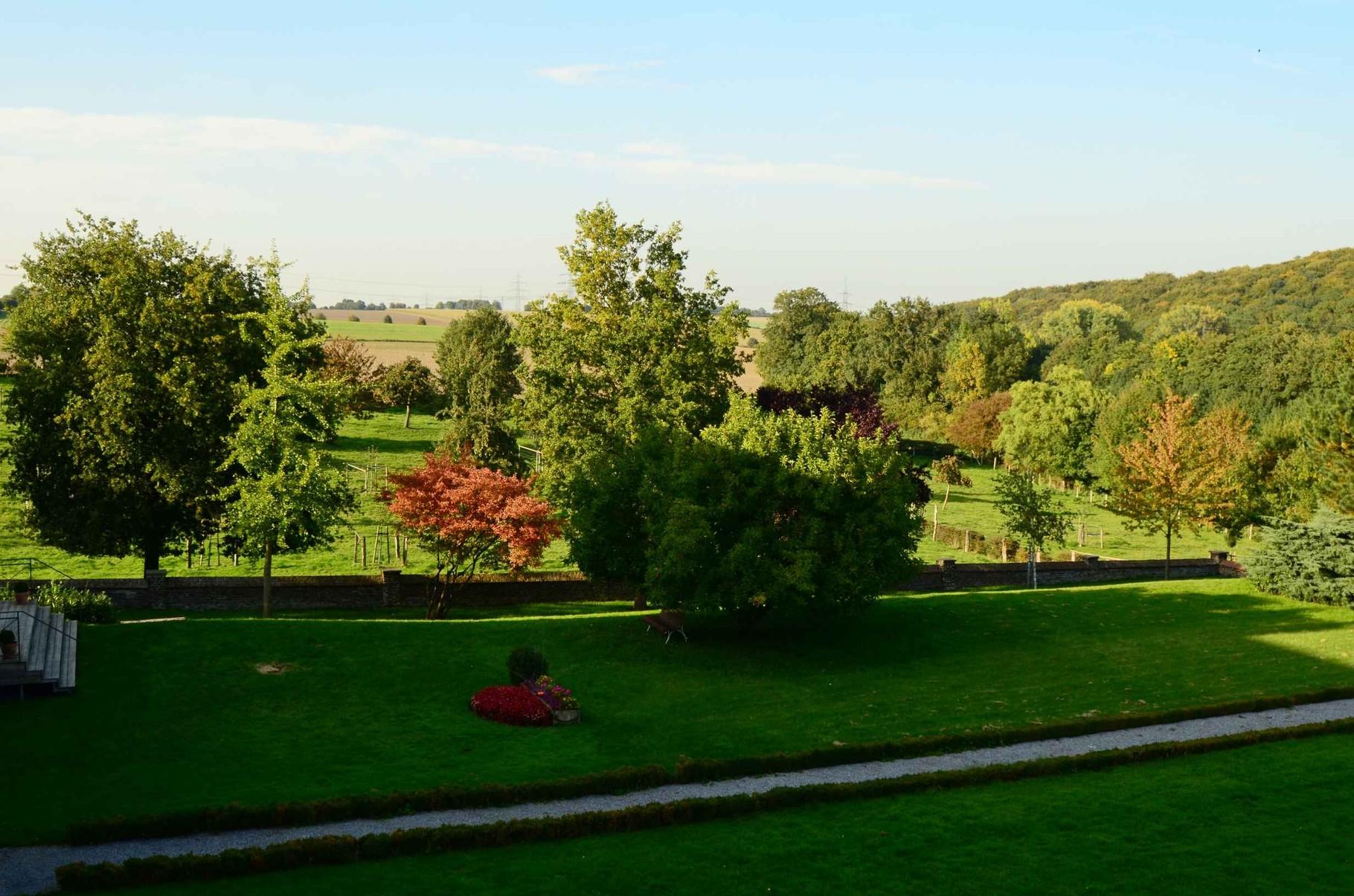 Aussicht Hofgarten