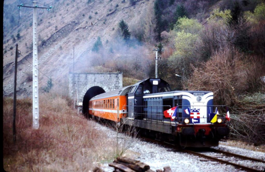 La ligne du Tonkin en 1984