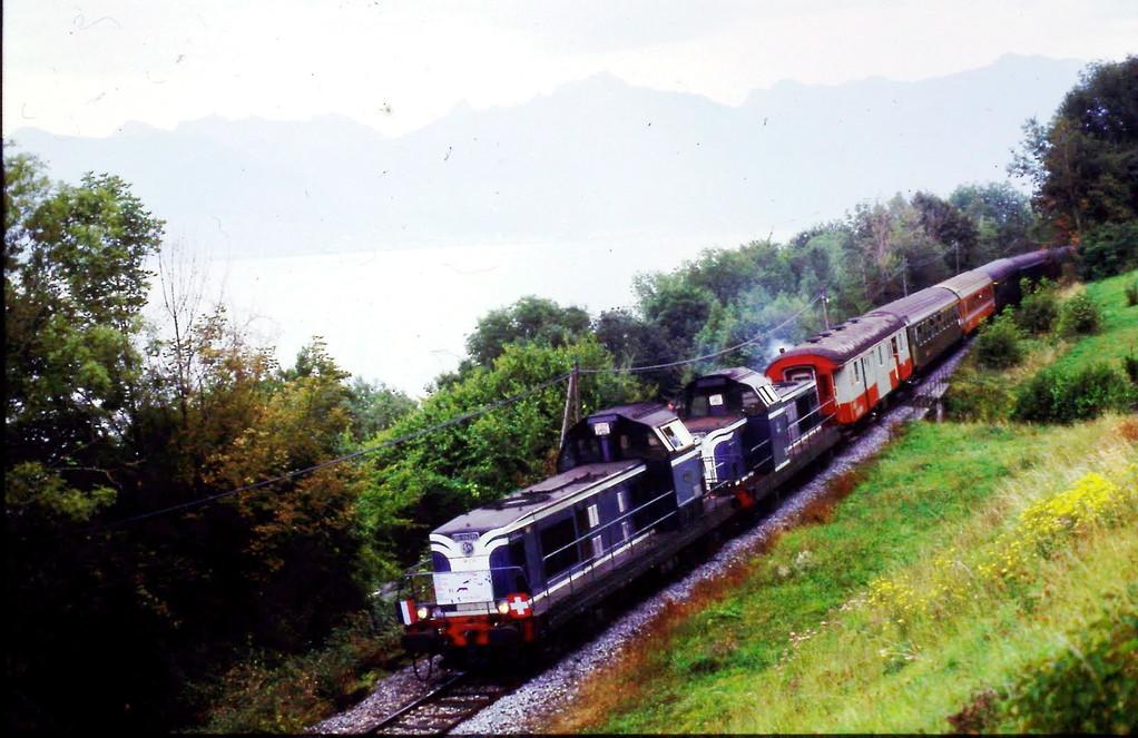 La ligne du Tonkin en 1987