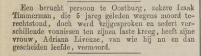 Provinciale Noordbrabantsche en 's Hertogenbossche courant 17-10-1876