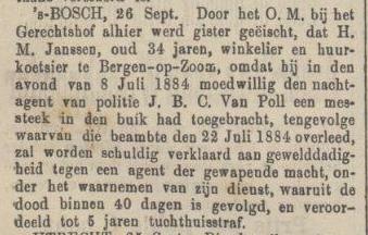 De grondwet 28-09-1884