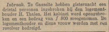 De standaard 20-08-1921