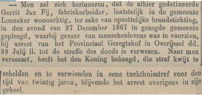 Provinciale Overijsselsche en Zwolsche courant : staats-, handels-, nieuws- en advertentieblad 14-12-1868