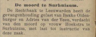 Nieuwe Venlosche courant 06-11-1909