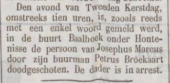 De Tijd : godsdienstig-staatkundig dagblad 31-12-1883