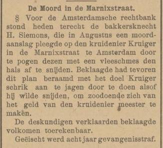 Provinciale Geldersche en Nijmeegsche courant 13-01-1909