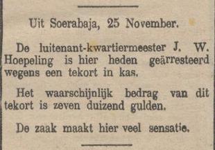 De locomotief : Samarangsch handels- en advertentie-blad 25-11-1885