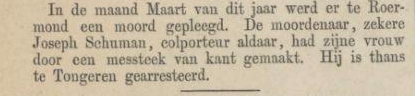 Provinciale Noordbrabantsche en 's Hertogenbossche courant 27-08-1869