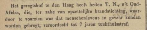 De Dordrechtsche Courant, 1885-07-11