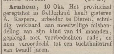 De tijd: godsdienstig-staatskundig dagblad 13 oktober 1873