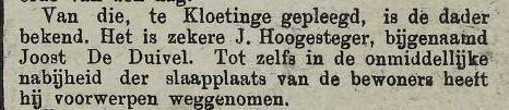 Middelburgsche Courant  10 juli 1884