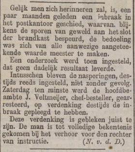 De Tijd : godsdienstig-staatkundig dagblad 31-12-1879