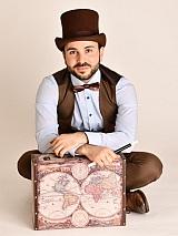 Zauberer buchen Mr. Magic der Clown Kinderzauberer für Kindergeburtstage und Events in Essen , Düsseldorf , Duisburg und Umgebung