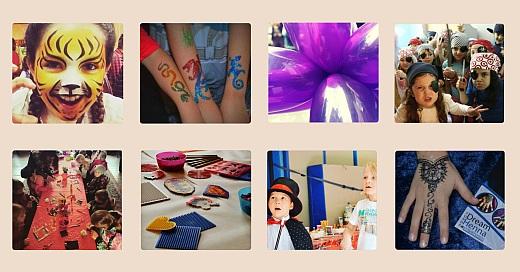 Kinderanimation auf Ihrem Event. Schminken und Glitzertattoos auf Ihrem Kinderevent in Düsseldorf und ganz NRW