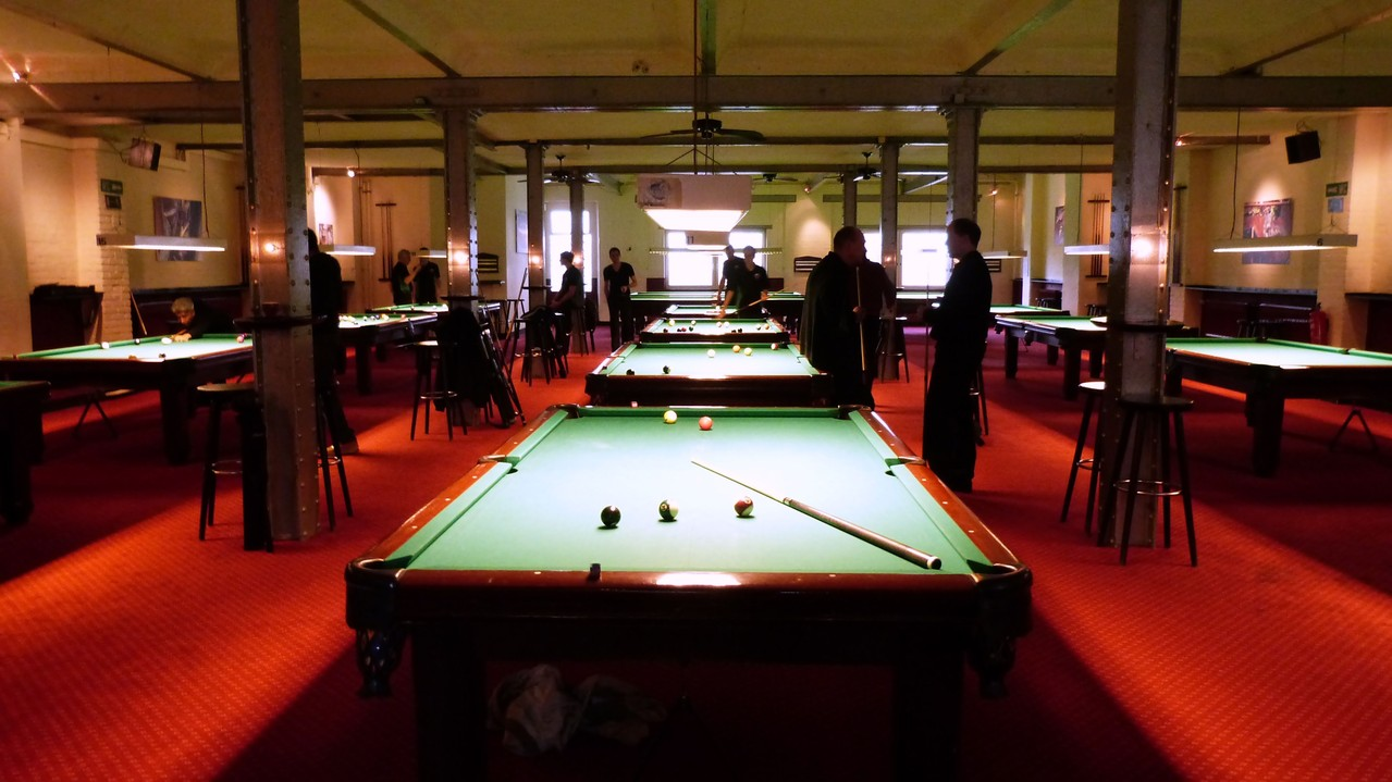 Snooker In Berlin