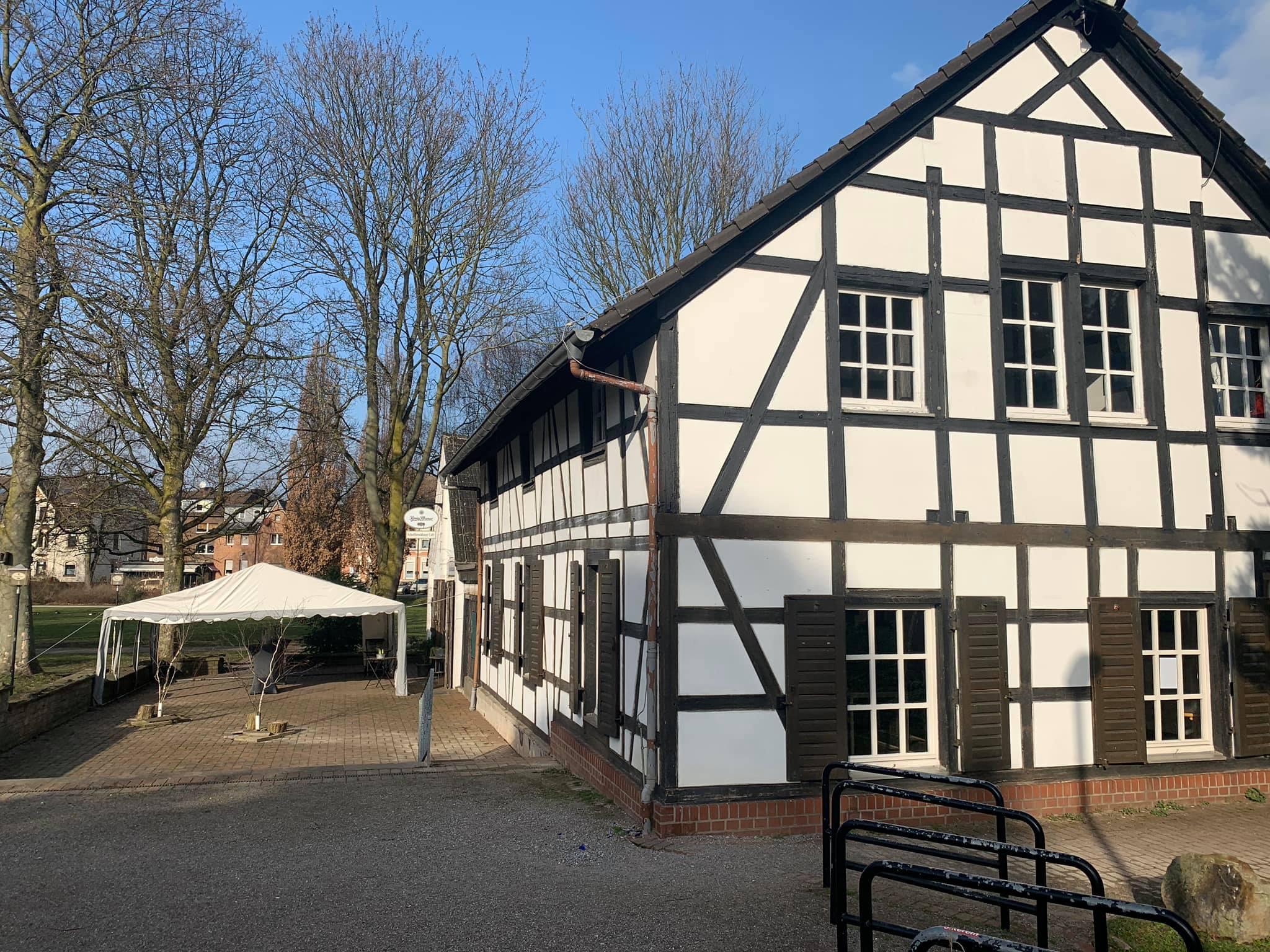 Die Galerie Schollbrockhaus - eine alte Mühle