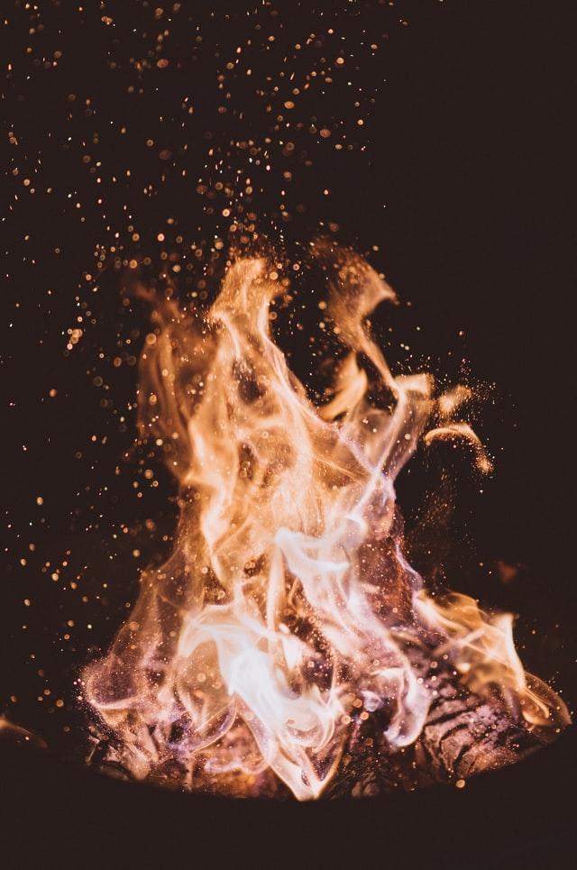 Das Feuer der Verdauung