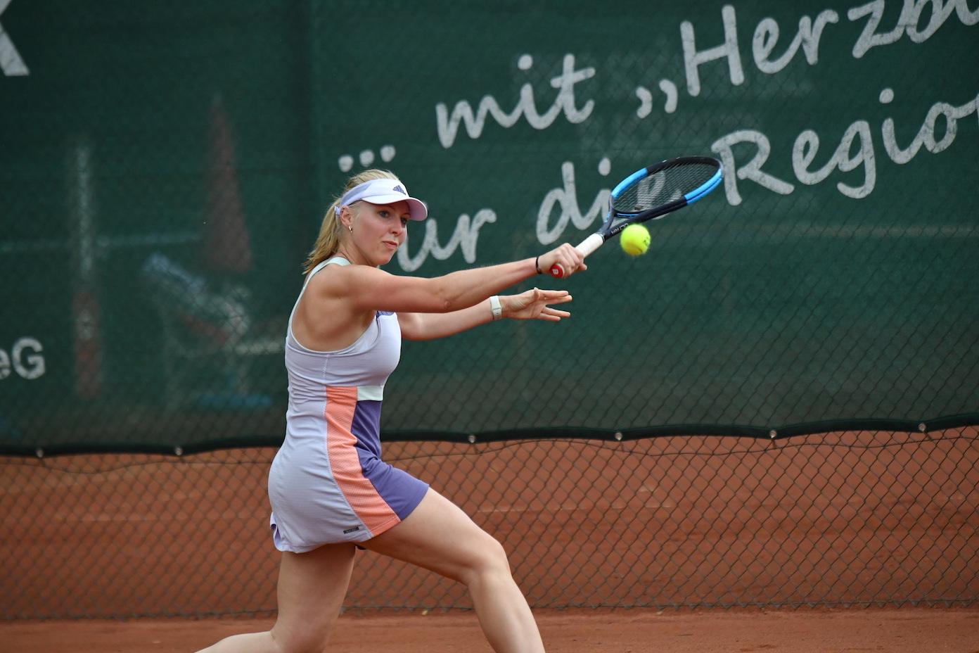 Westfalens jüngste Präsidentin im Interview mit dem Westfalen Tennis