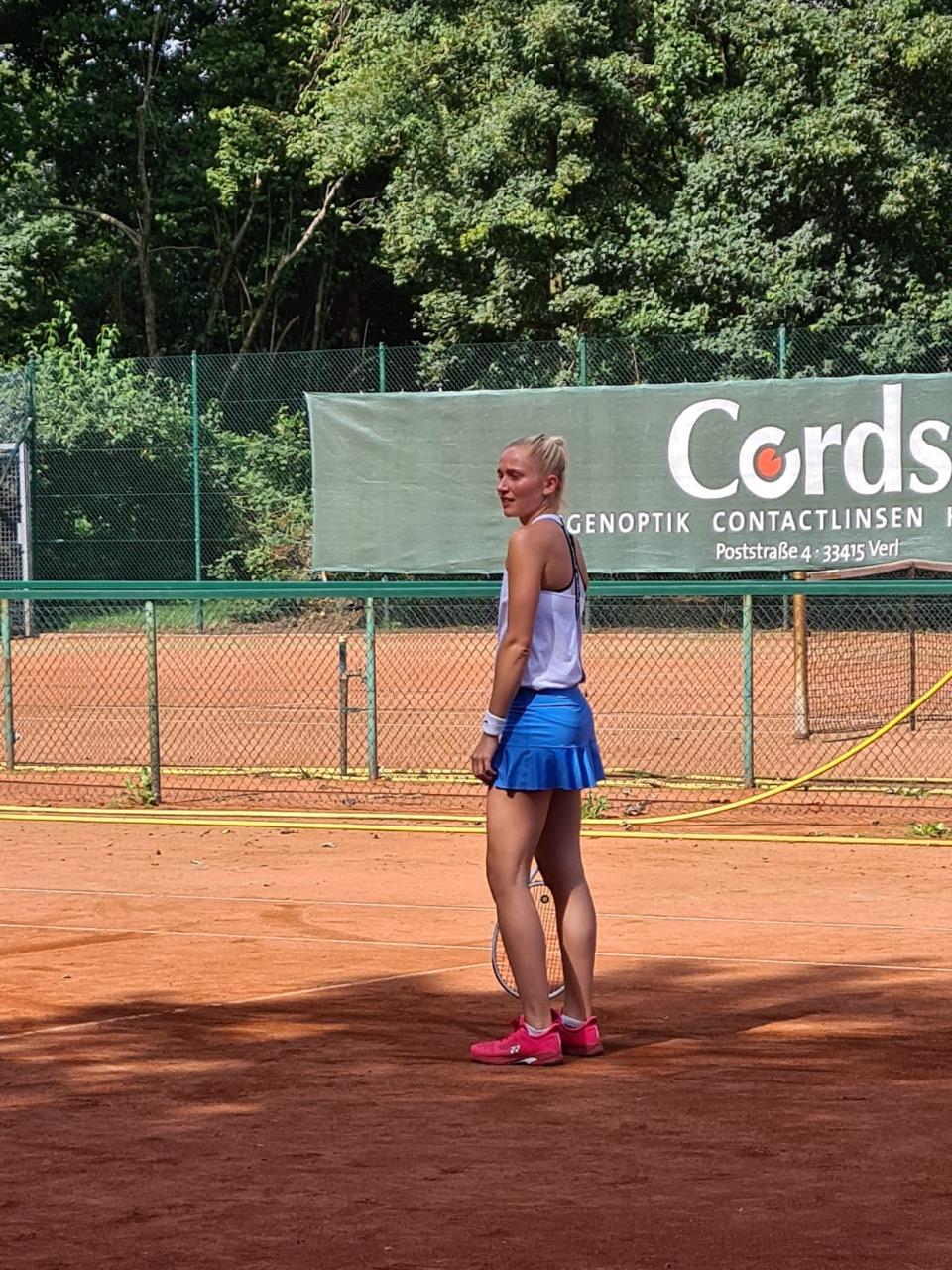 Sina Schaaf geehrt als Race-Königin 2020 des TC Kaunitz