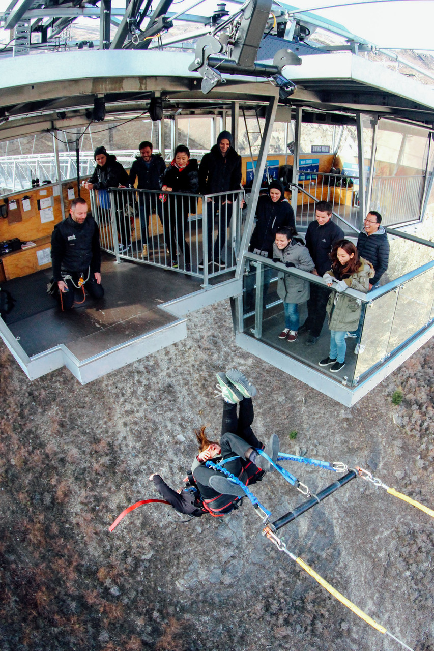 Nevis Canyon Swing, Queenstown