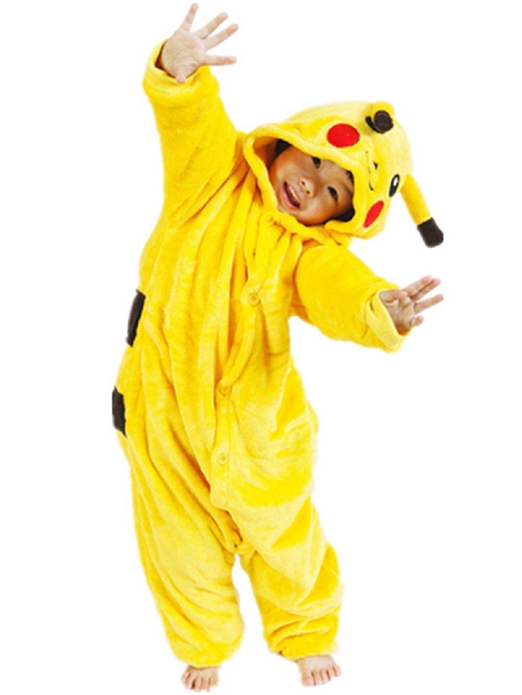 Pikachu Kinder Kostüm