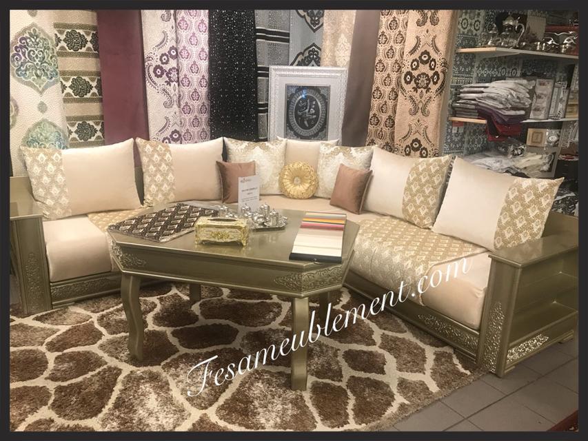 Salons Marocains - Site de fesameublement-com !