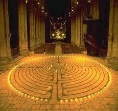Laberinto de la Catedral de Chartres