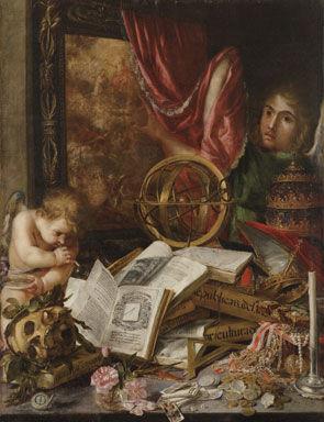 Juan Valdés, alegoría de la vanidad.