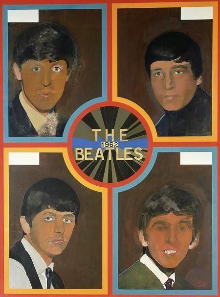 Peter Blake, The Beatles.1963-68.Artista gráfico británico, exponente del Pop Art.Utiliza la iconografía del cómic en este acrílico sobre conglomerado 122x91cm.Pallant House Gallery,Chichester,Reino Unido.
