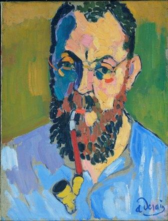 Derain. Matisse 1905.Tate Londres.Adquirido en 1958.
