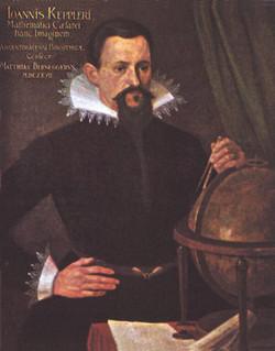 Kepler 1571-1630, gran astrónomo y amigo de jesuitas