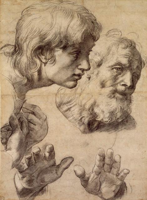 EL ÚLTIMO RAFAEL (1483 Urbino - 1520 Roma) - Evangelizar con el Arte ...