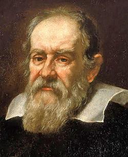 Galileo, pintado por Sustermans 1636