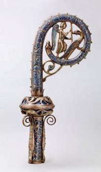 Báculo de Mondoñedo, pudo pertenecer a pelayo de Cebeira de cuya existencia se sabe a través del P.Florez.