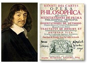 Descartes (1596-1650),padre de la modernidad,encargado de buscar nuevos fundamentos filosóficos para la ciencia. El fundamento ya no será la teología sino la Geometría y las Matemáticas.