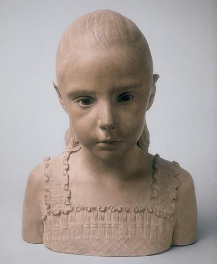 Francisco López.Belén Moneo,1970.Madera 36x27x14cm.Colección privada,Madrid.